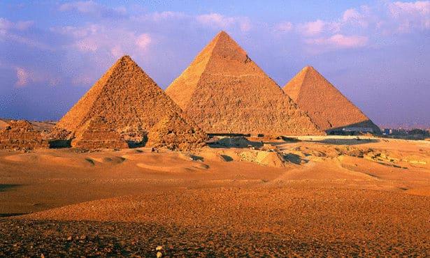 الاهرمات - دليل ابيض السياحى