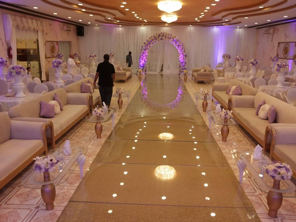 قاعة نوارة للحفلات الرياض