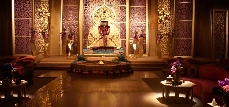 قاعة نيارة لحفلات الزفاف الرياض