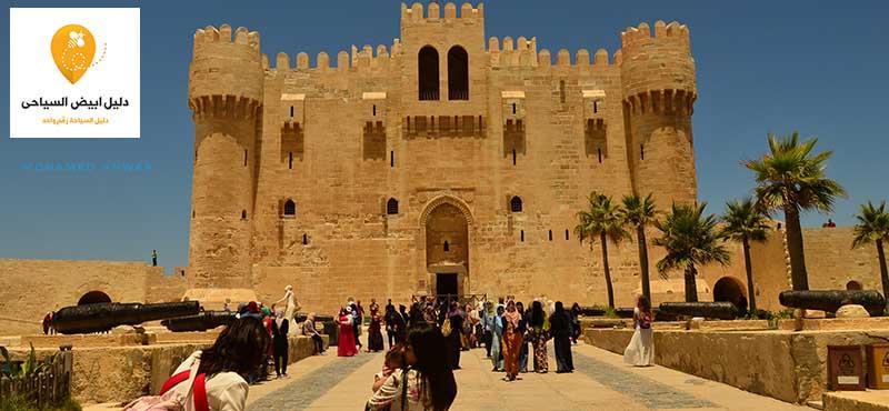 قلعة قايتباي الاسكندرية