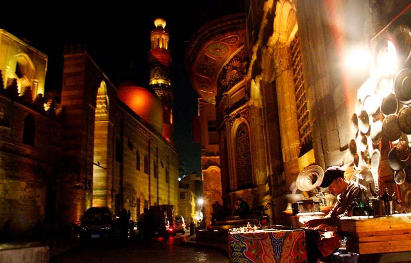 El Moez Cairo Street