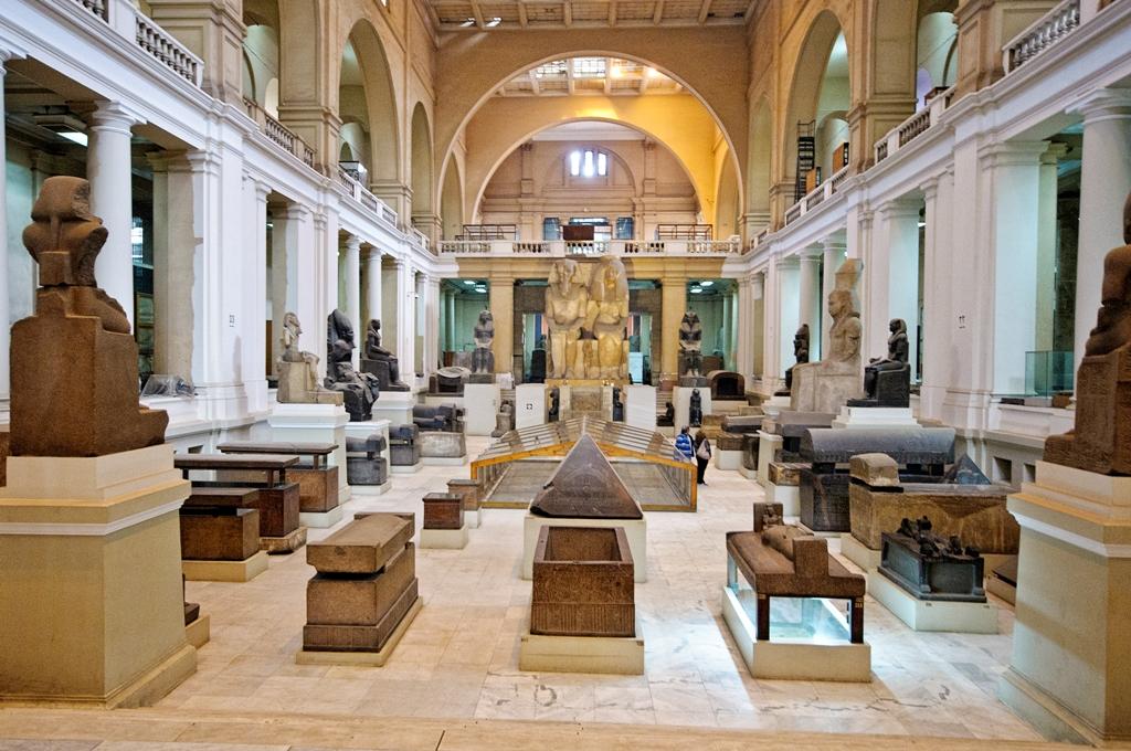 المتحف المصري egyptian-musiem-in-c