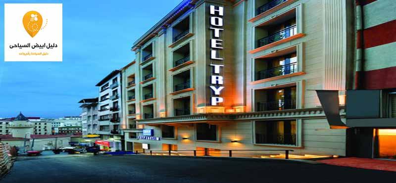 فندق تريب باي ويندهام دبي - افضل فنادق فى دبي