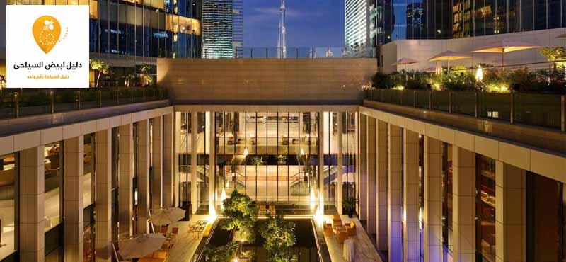 فندق ذا أوبروي دبي - افضل فنادق فى دبي
