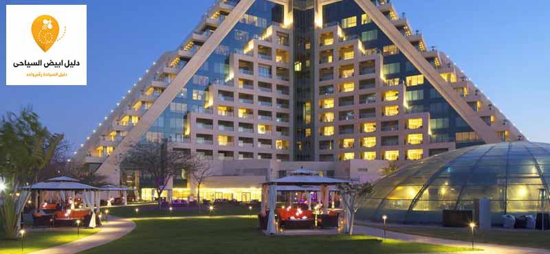 افضل فنادق فى دبى - فندق رافلز دبي