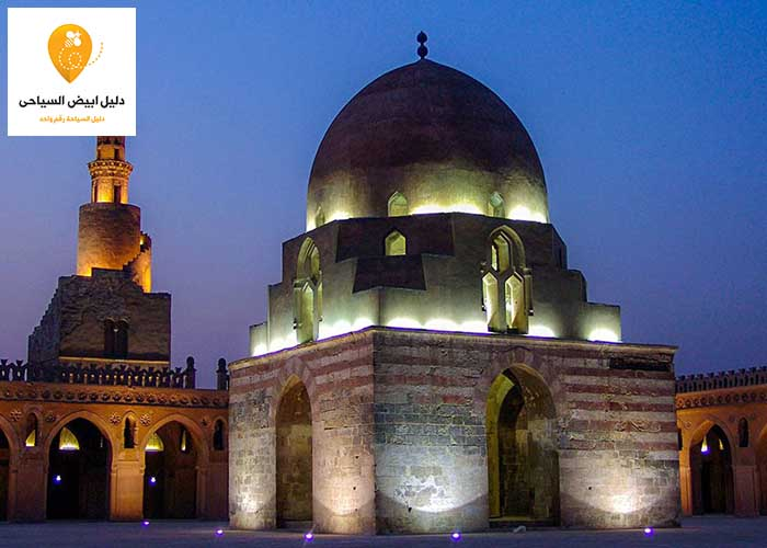 مسجد ابن طولون 2