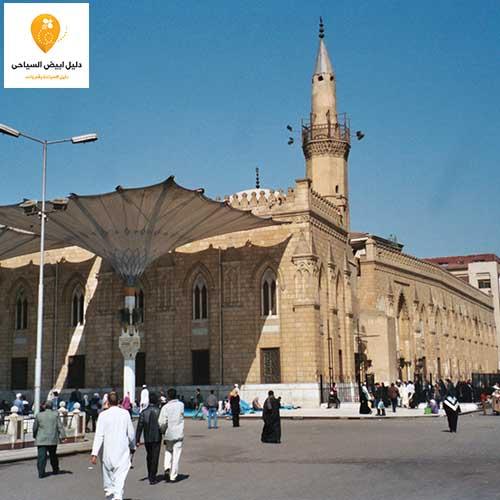 مسجد الامام الحسين 3