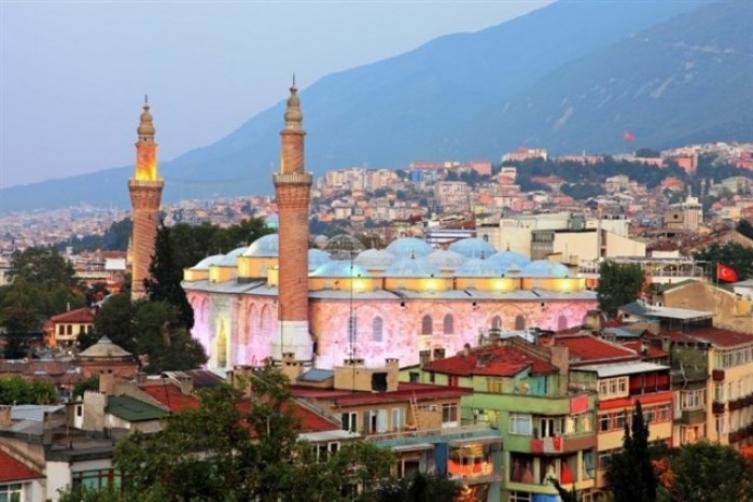 مدينة بورصة تركيا