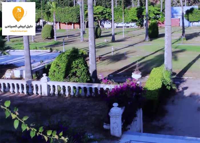 حدائق أنطونيادس بمدينة الإسكندرية