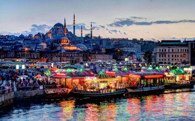 السياحة في تركيا للعائلات