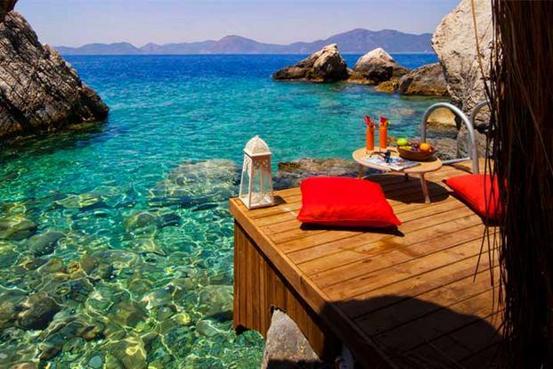 السياحة في تركيا للعرسان