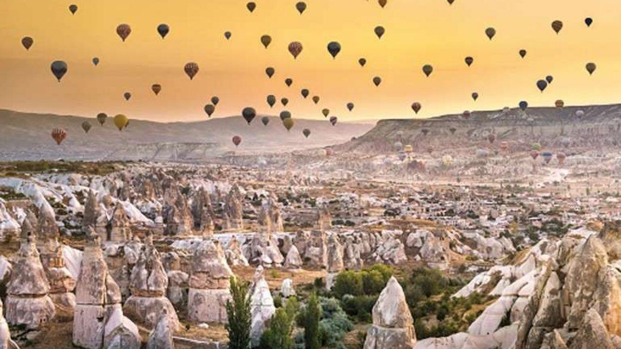 السياحة في تركيا مارس
