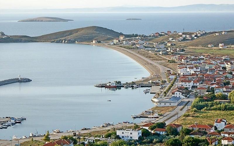 القرية الساحلية تركيا
