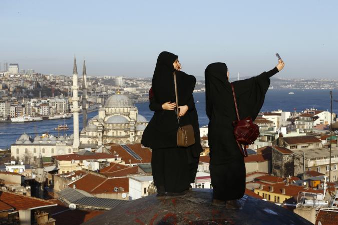 السياحة في تركيا كويتيات
