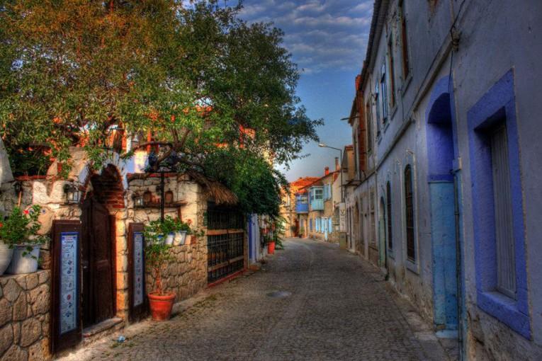 بلدة الاتشاتي تركيا