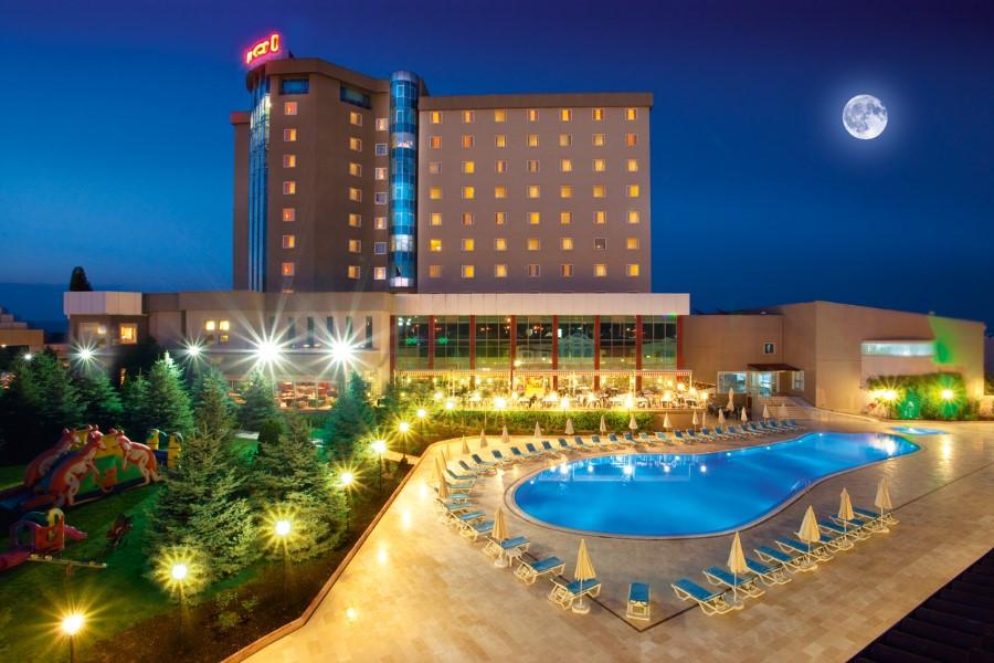 فنادق أفيون التركية