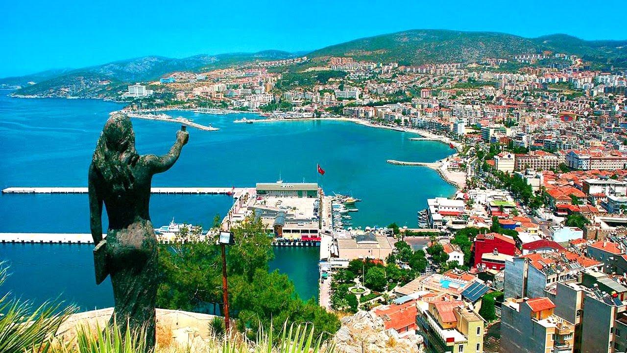 السياحة في تركيا كوساداسي