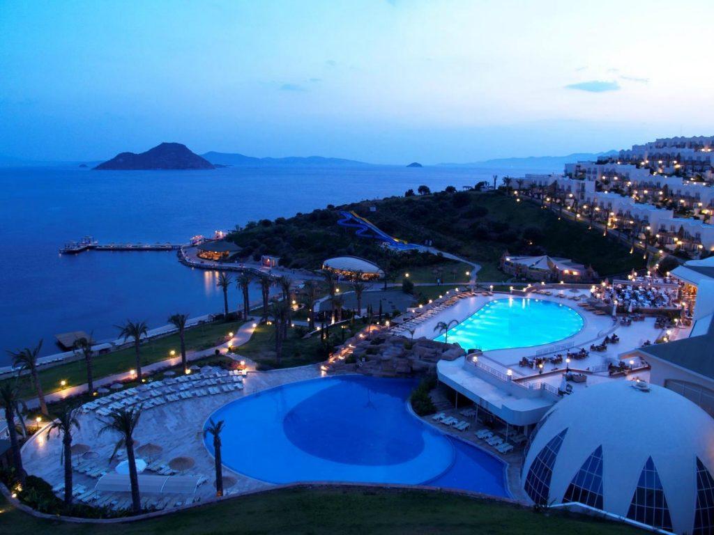 السياحة في تركيا مدينة بودروم