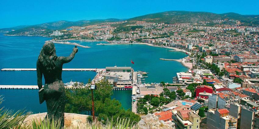 مدينة كوساداسي تركيا