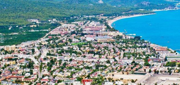 مدينة كيمر تركيا