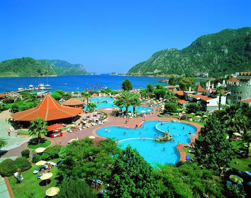 السياحة في تركيا مرمريس
