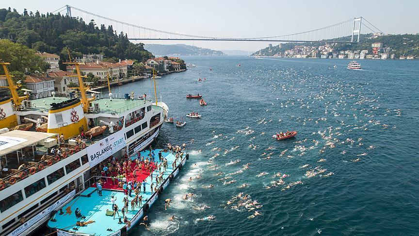 السياحة في تركيا مضيق البوسفور