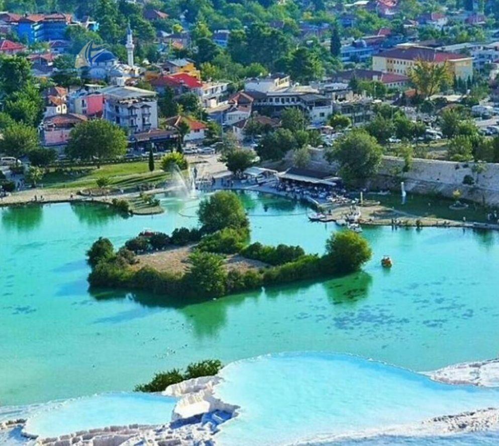 منطقة دنيزلي تركيا