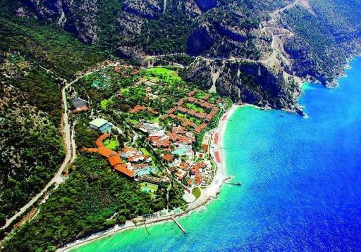 وادي الفراشات تركيا