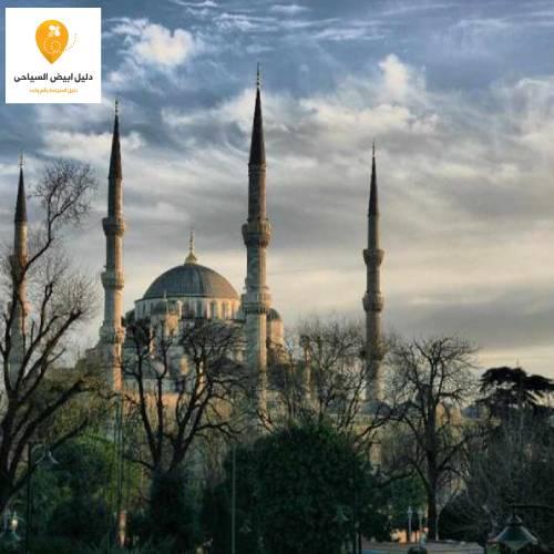 المعالم السياحية فى منطقة السلطان احمد
