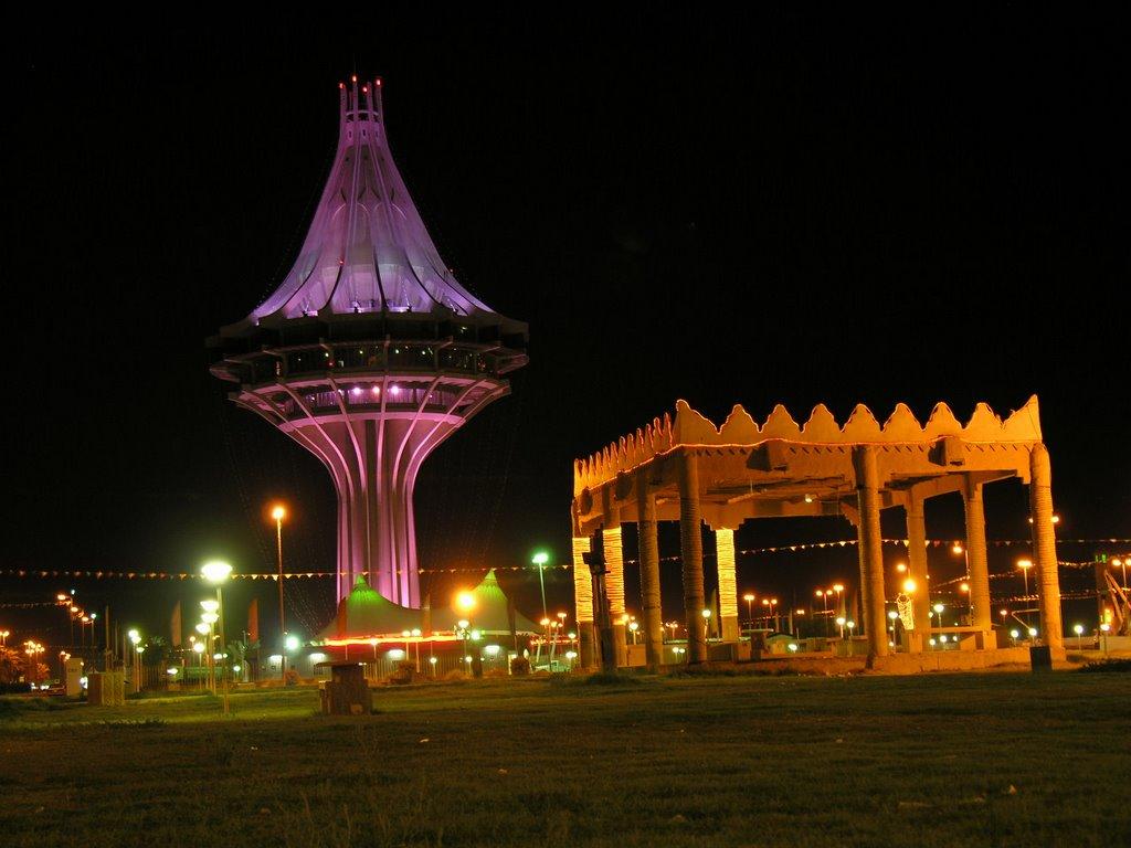 برج الخرج السعودية