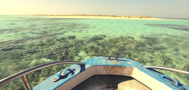 أفضل جزر في أملج بالسعودية ننصحكم بزيارتها دائما دليل ابيض السياحى