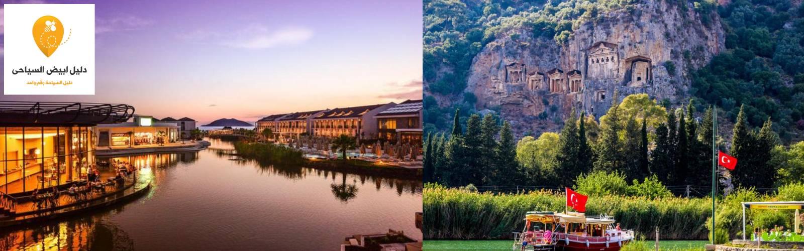 اهم 10 اماكن سياحية في فتحية