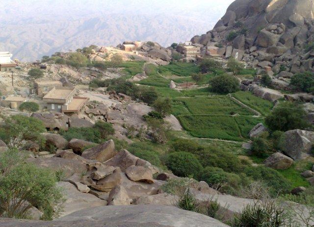 أفضل متنزهات في بلجرشي