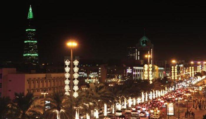 شارع التحلية الرياض